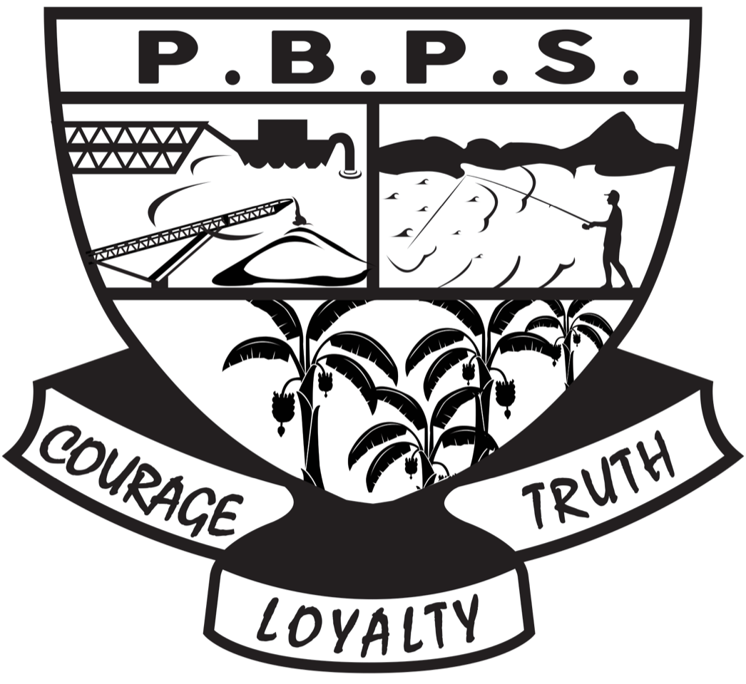 Pottsville Beach Public School logo